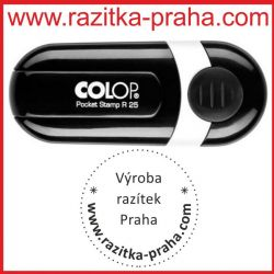 Razítko Colop Pocket Stamp R 25